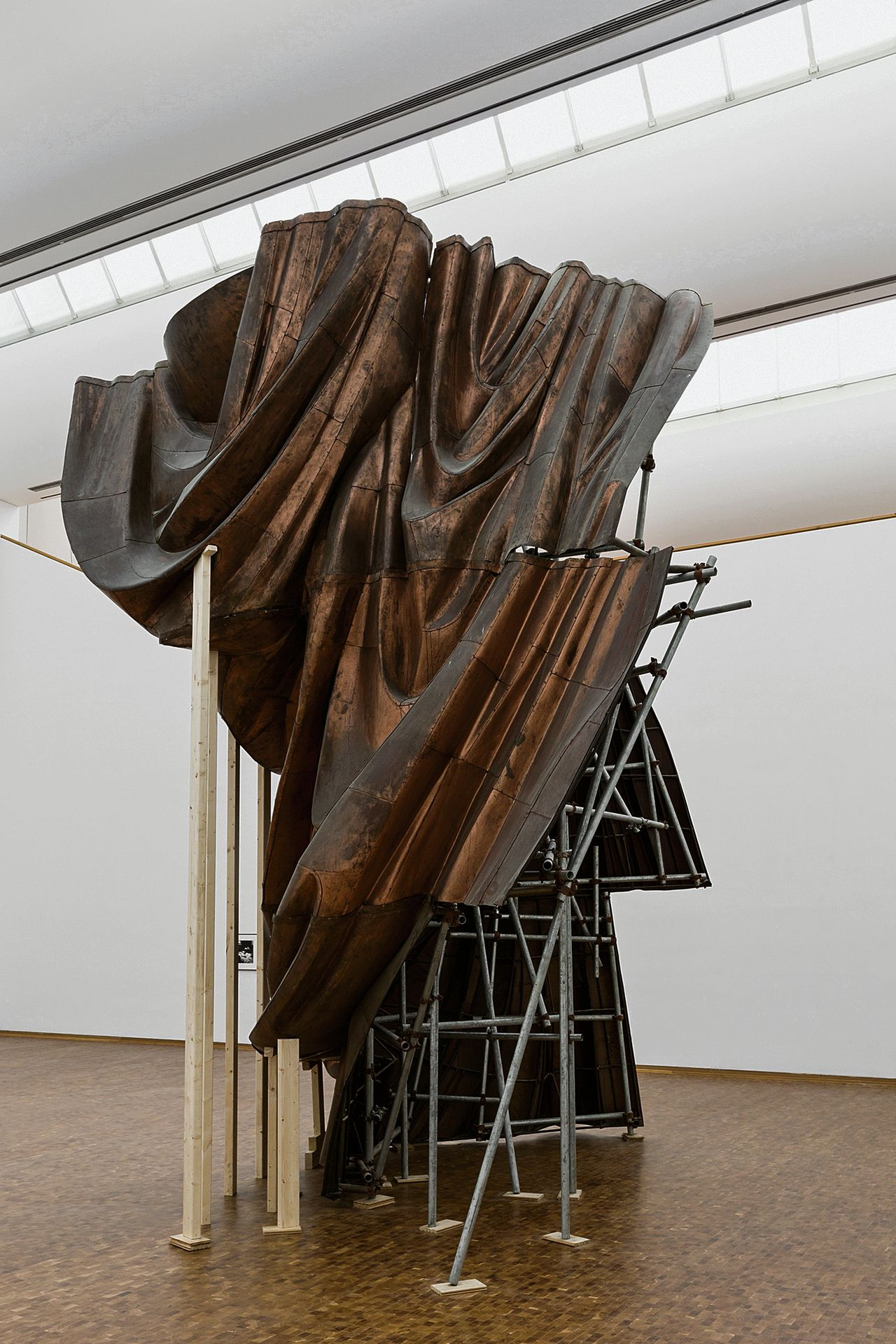 Danh Vo, We The People, Armpit, 2011-2013