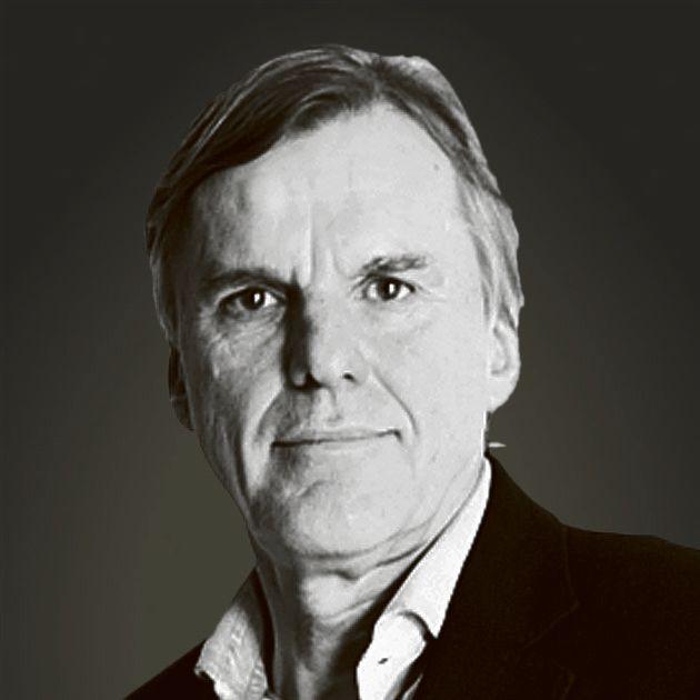 Maarten Huygenis redacteur van NRC.