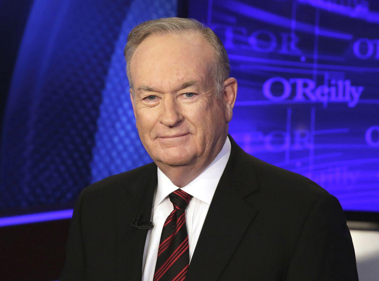 Archieffoto van Bill O'Reilly uit 2015.