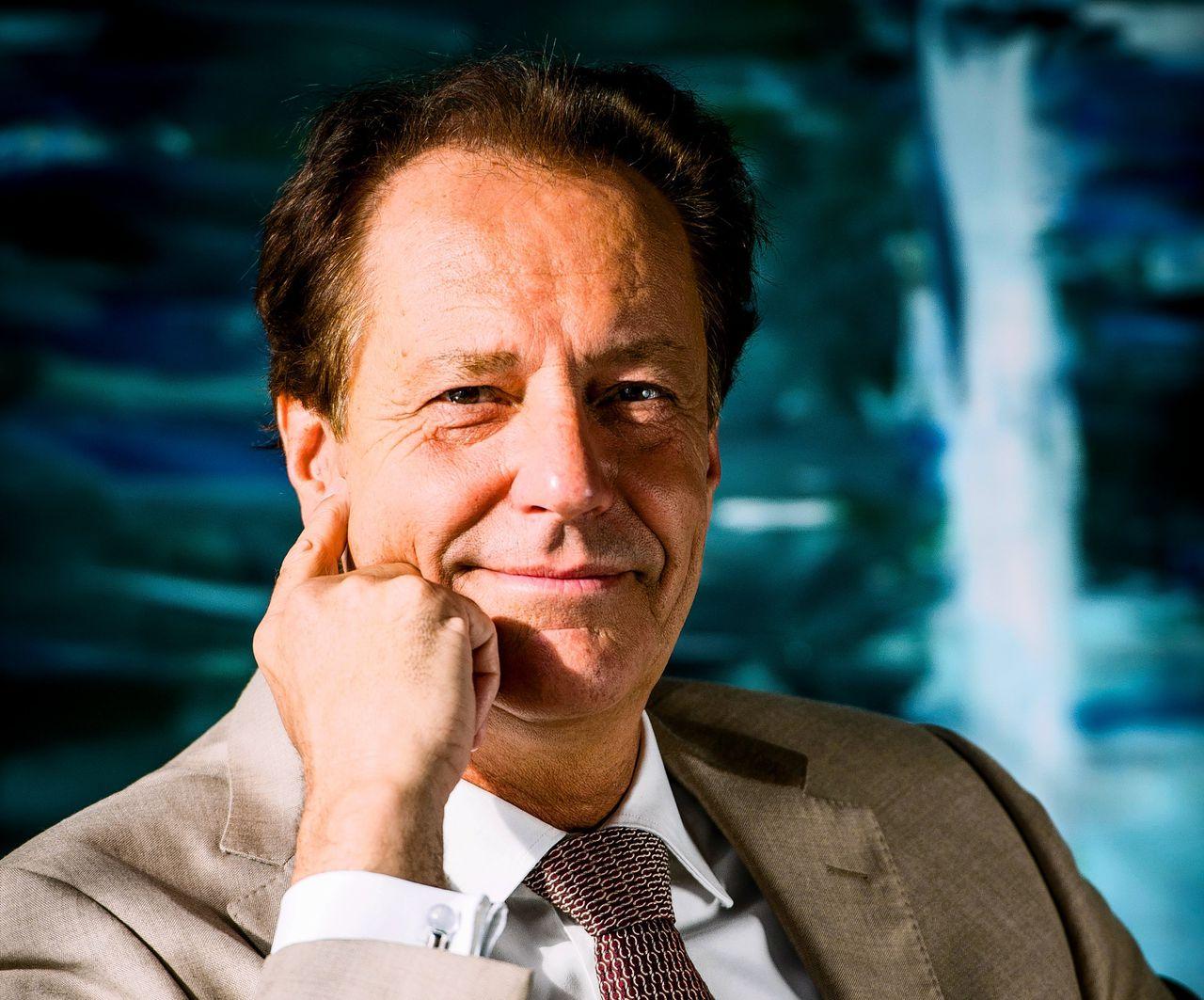 Rob van Gijzel, oud-burgemeester Eindhoven.