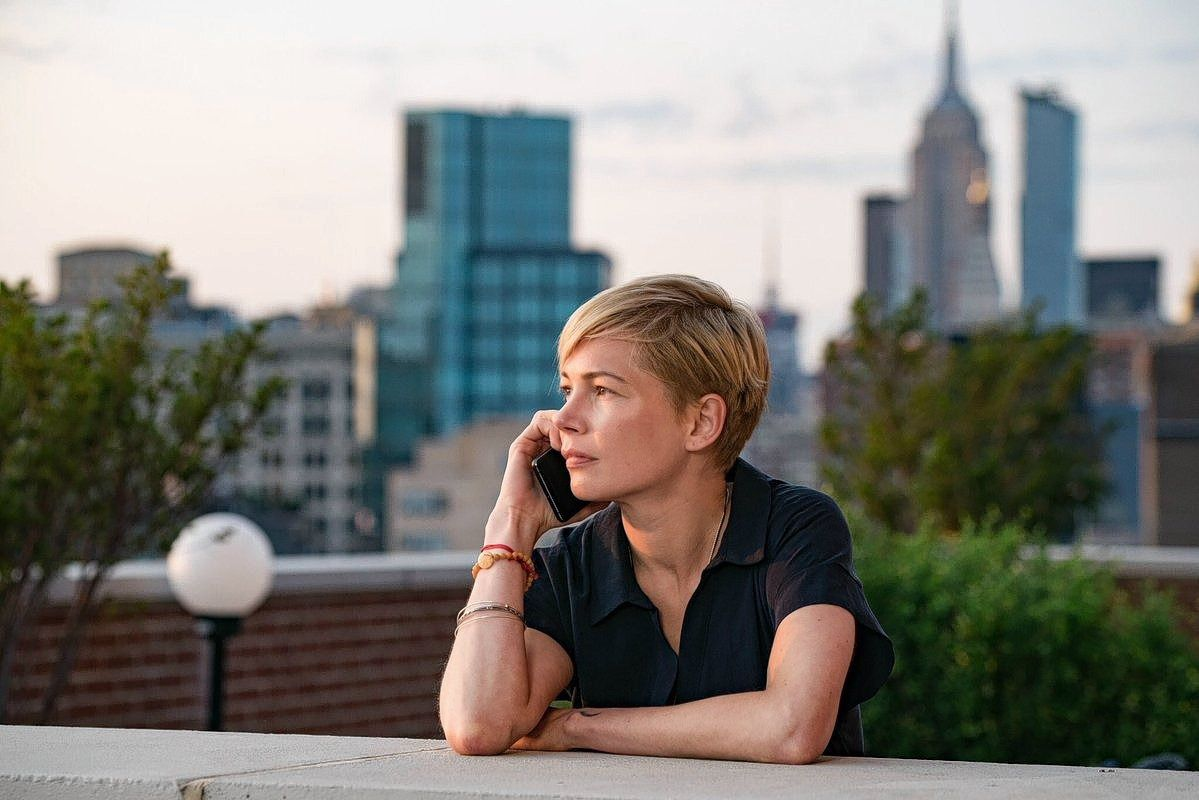 Michelle Williams als Isabel in 'After the Wedding'.