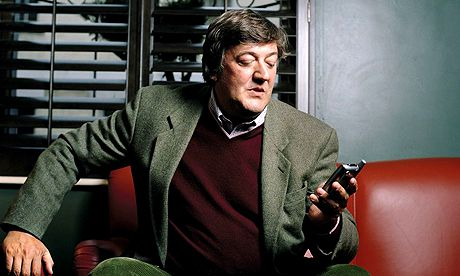 Stephen Fry Foto Steve Forrest/Rex Features credit: Steve Forrest/Rex Features