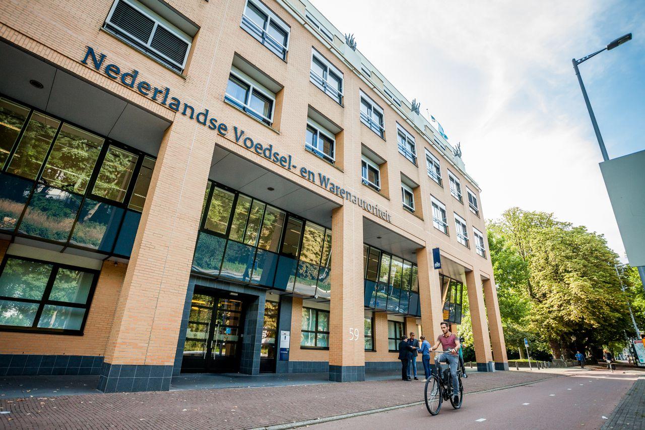Het hoofdkantoor van de Nederlandse Voedsel- en Warenautoriteit (NVWA).