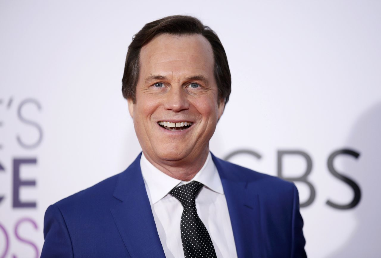 Bill Paxton in Los Angeles vorige maand.