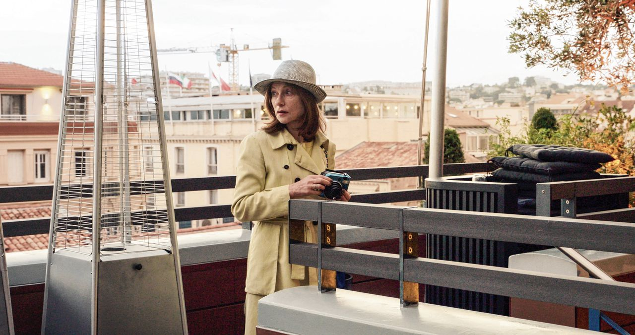 Isabelle Huppert in 'Claire's Camera'.
