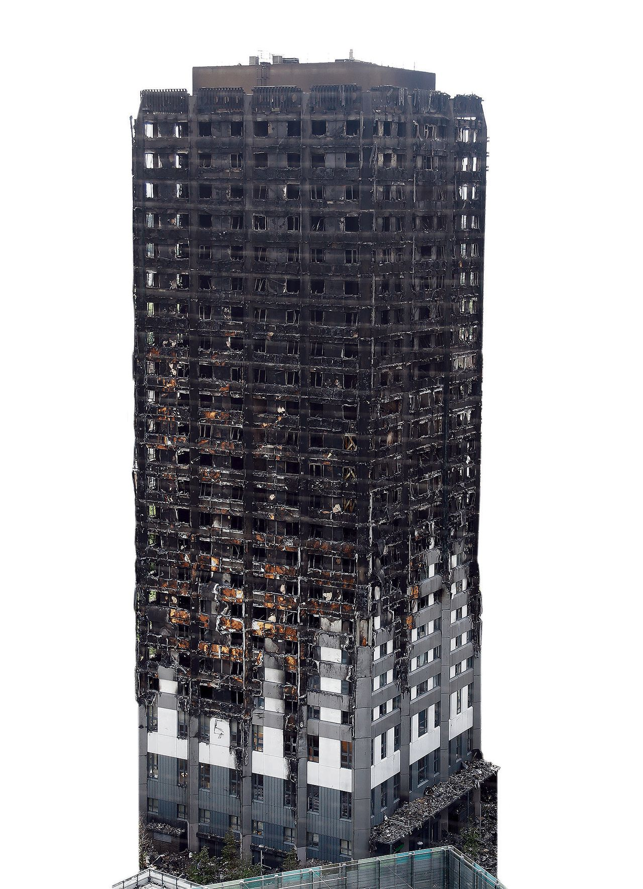 Grenfell Tower in Londen