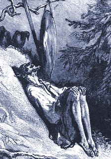 Don Quichot door Gustave Doré