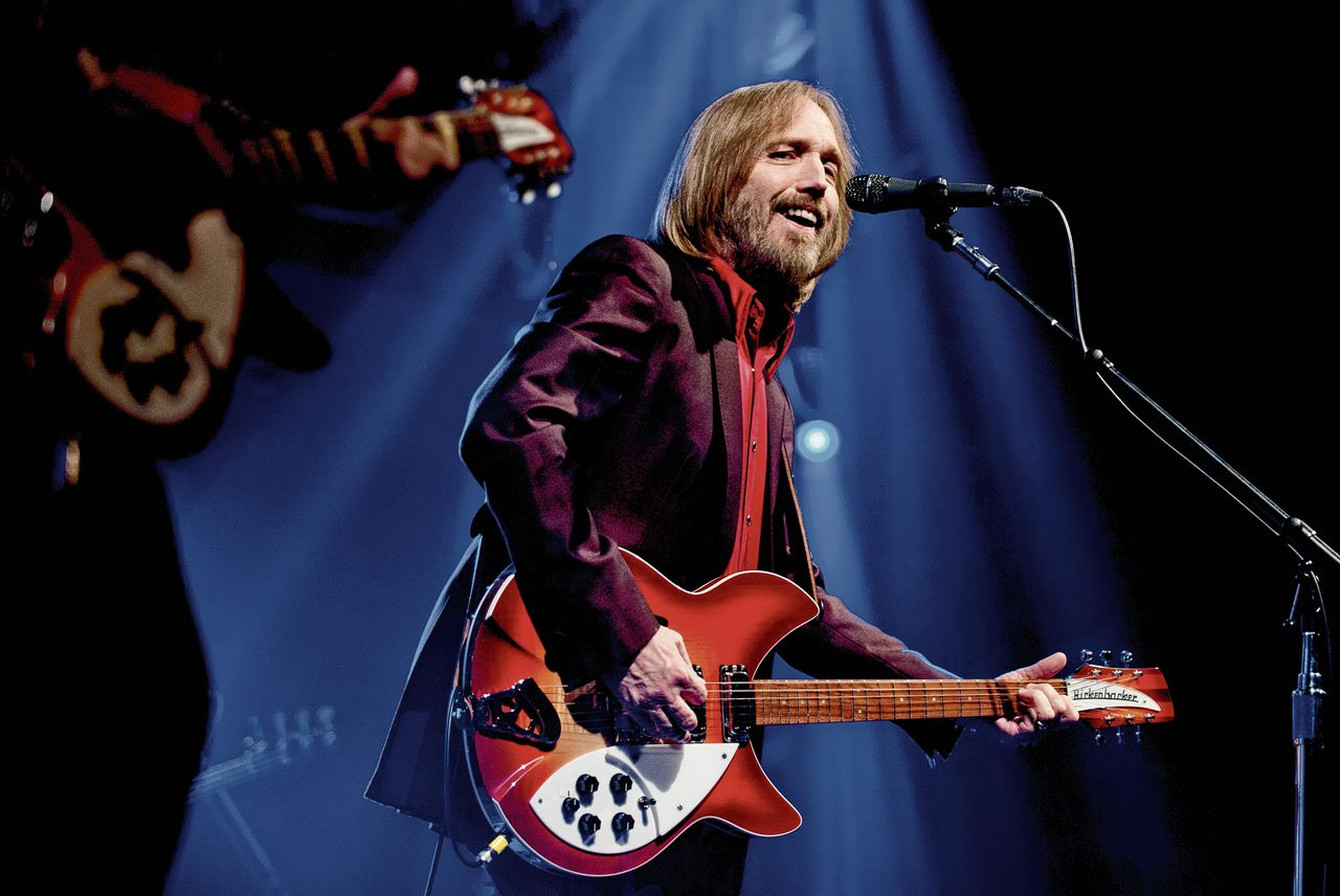 Tom Petty in 2012 in de Heineken Music Hall.