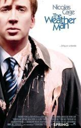 DVD The Weather Man Regie: Gore Verbinski. Met: Nicolas Cage, Michael Caine, Hope Davis ***