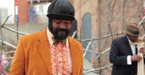 Gregory Porter in de video voor 'Be Good'. Beeld Youtube / Motema Music