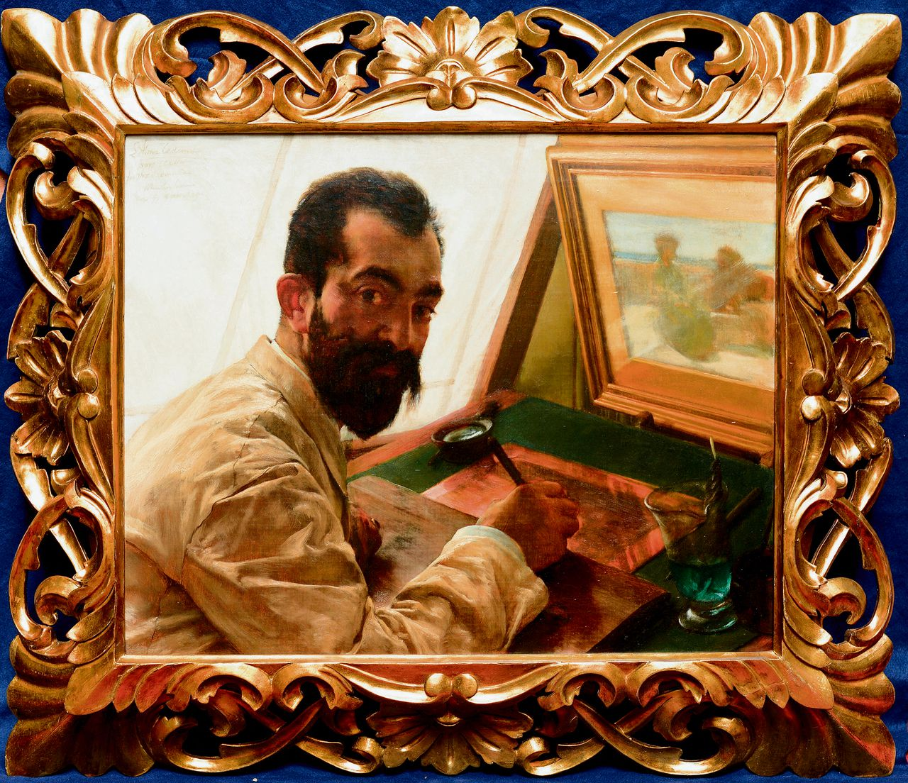 The lost Alma Tadema painting at the Fries Museum exhibition