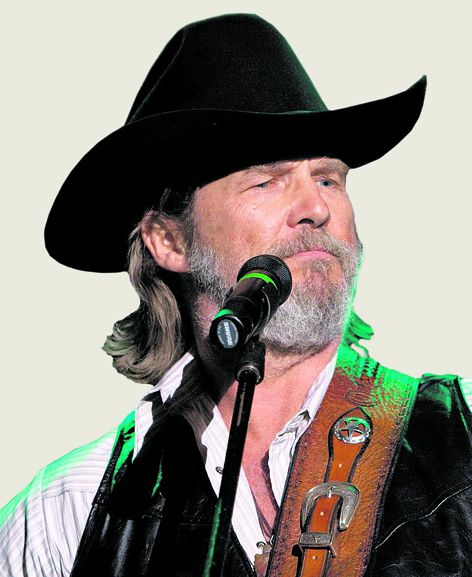 """FILE - In this undated file publicity image released by Fox Searchlight films, Jeff Bridges is shown in a scene from, """"Crazy Heart."""" Country-crooning actors have a good track record at the Academy Awards, and Jeff Bridges seems poised to join the winning crowd for """"Crazy Heart."""" (AP Photo/Fox Searchlight, Lorey Sebastian, File)"""
