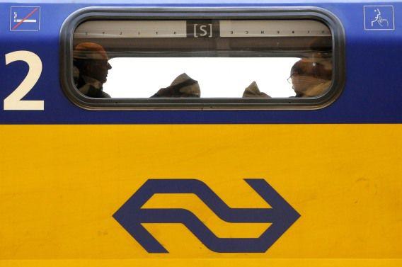 Rond Schiphol en tussen Den Haag en Rotterdam rijden geen treinen.