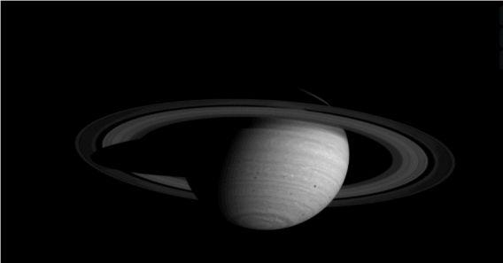 Screenshot uit 'Outer Space' van Sander van den Berg.