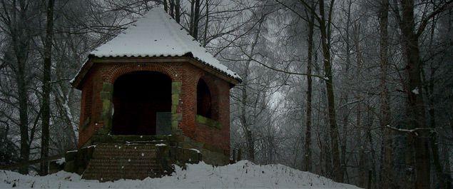 De koepel op de Tankenberg.