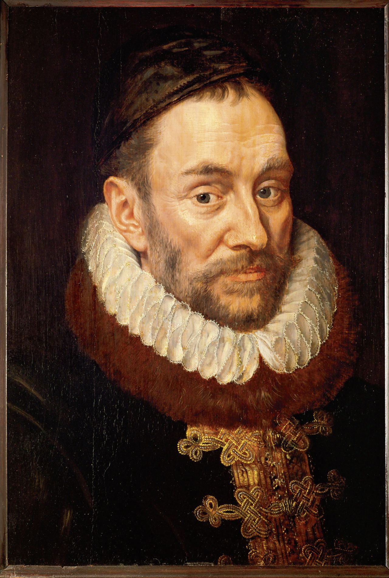 Willem van Oranje door Adriaen Thomasz Key