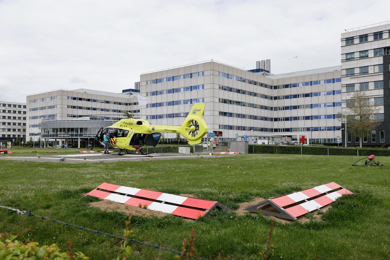 Ziekenhuis MUMC+ in Maastricht waar twee patiënten overleden na een stroomuitval.
