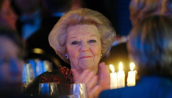 Het afscheidsfeest voor koningin Beatrix, hier te zien op archiefbeeld, vindt 14 september plaats in Rotterdam.