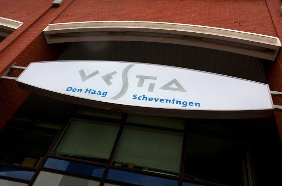 Het kantoor van Vestia in Scheveningen. Foto Hollandse Hoogte / C. Barton van Flymen