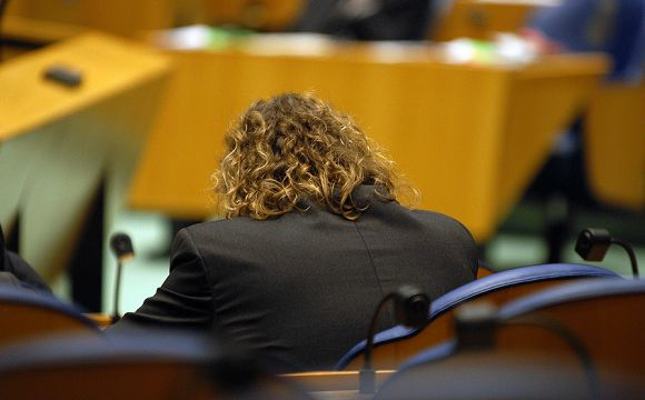 PVV-Kamerlid Graus. © foto Roel Rozenburg Dion Graus Partij voor de Vrijheid Photographer: Load Date: 00:00 09/02/07