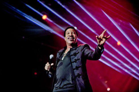 Lionel Richie sloot de veertigste editie van North Sea Jazz af.