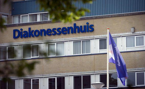 Ziekenhuis Diakonessenhuis in Utrecht. Foto: ANP / Frank van Beek
