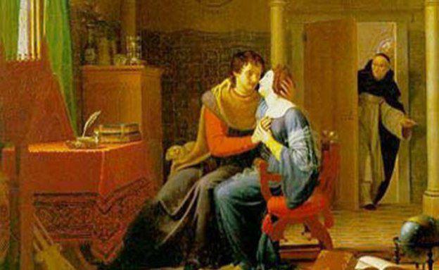 De Middeleeuwse wijsgeer Abélard moest zijn affaire met studente Eloïse bekopen met castratie.