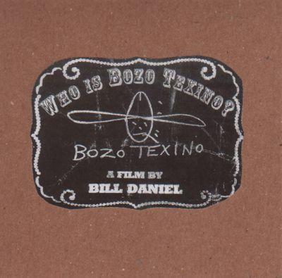 Who is Bozo Texino? Regie: Bill Daniel $20 *****