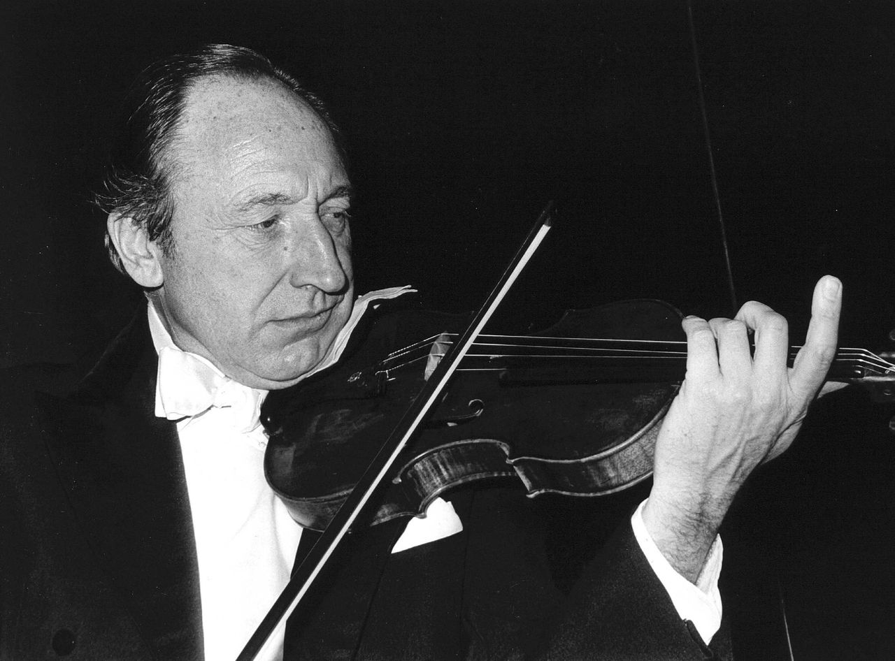 Herman Krebbers in 1977.