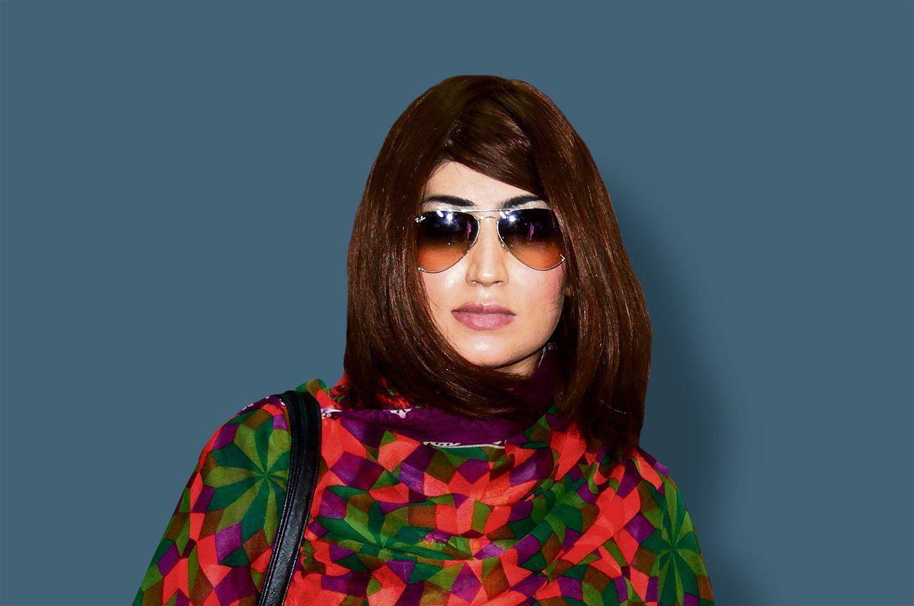 Qandeel Baloch beweerde meermaals dat haar leven in gevaar was.