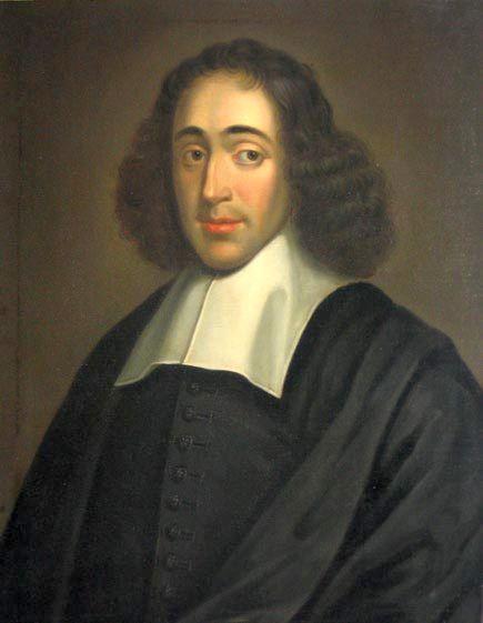 Baruch de Spinoza (1632-1677) Portrait, ca. 1665 (Gemäldesammlung der Herzog August Bibliothek, Wolfenbüttel, Germany) Date 1665 (2005-02-25, according to EXIF data)