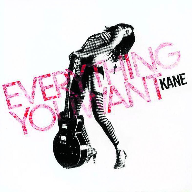 cd pop Kane: Everything You Want (Universal) **