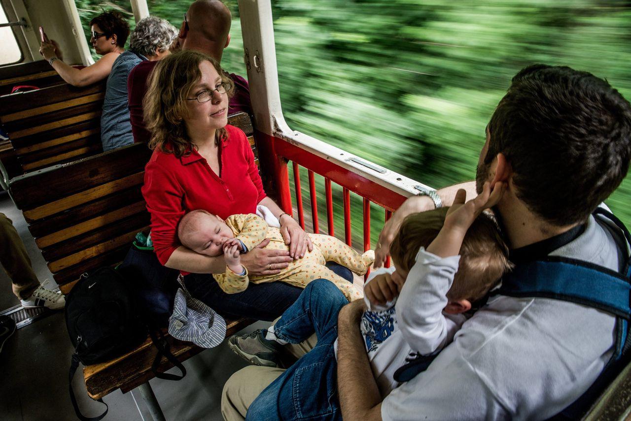 Pas bij drie kinderen wordt de lening kwijtgescholden die iedere getrouwde Hongaarse vrouw onder de veertig jaar krijgt.