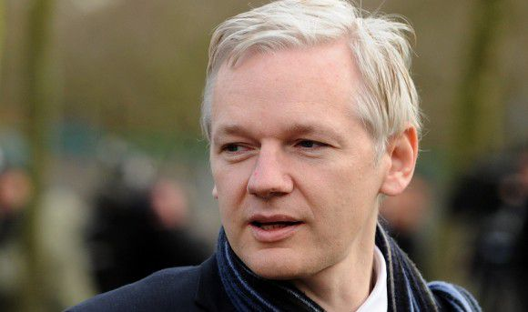 Caption: A picture taken on February 24, 2011 shows WikiLeaks founder Julian Assange arriving at Belmarsh Magistrates' Court, in south-east London. WikiLeaks founder Julian Assange on July 12, 2011 begins his appeal against a British court ruling that he be extradited to Sweden to face allegations of rape. He is due to attend the two-day hearing at the High Court. AFP PHOTO / BEN STANSALL