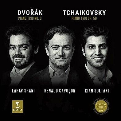 Lahav Shani, Renaud Capuçon & Kian Soltani