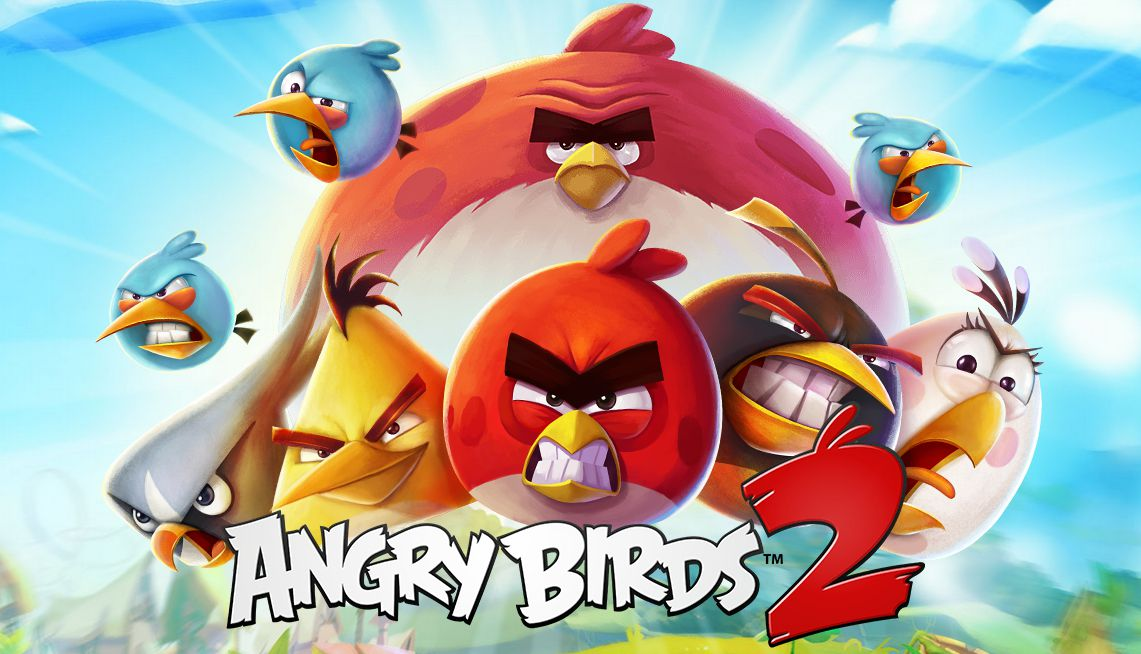 Angry birds 2.