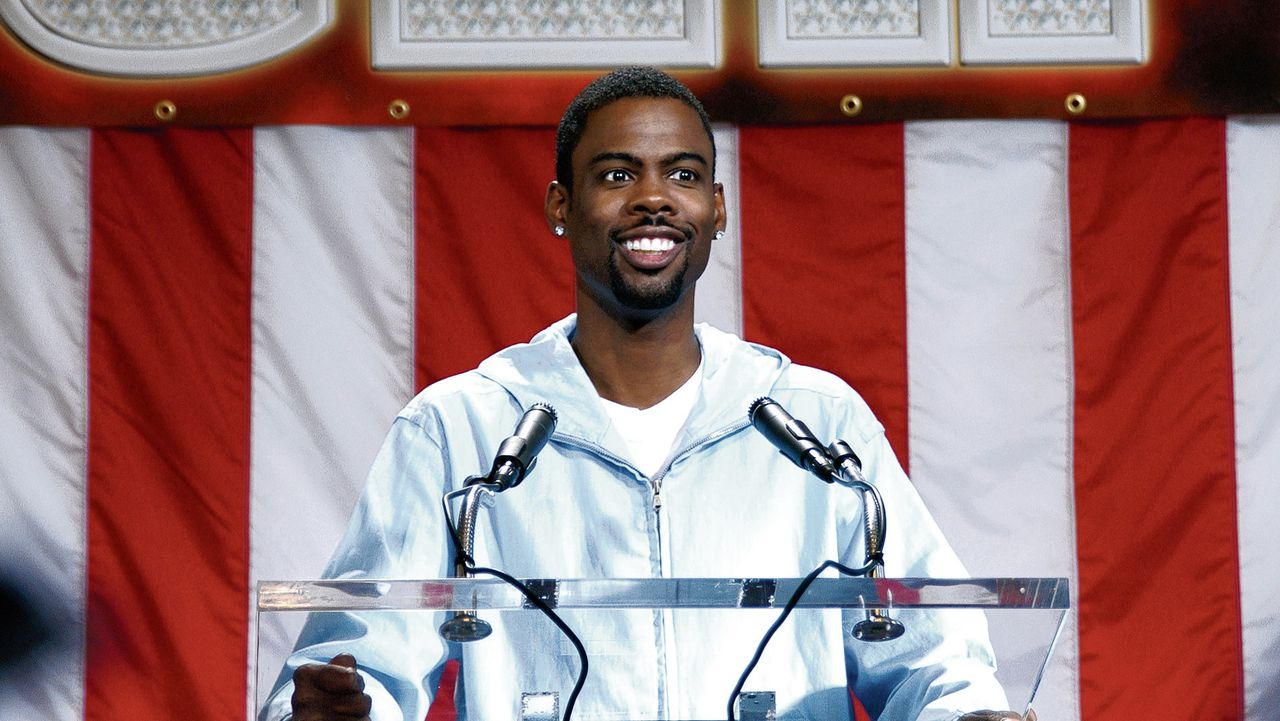 Chris Rock in Head of State