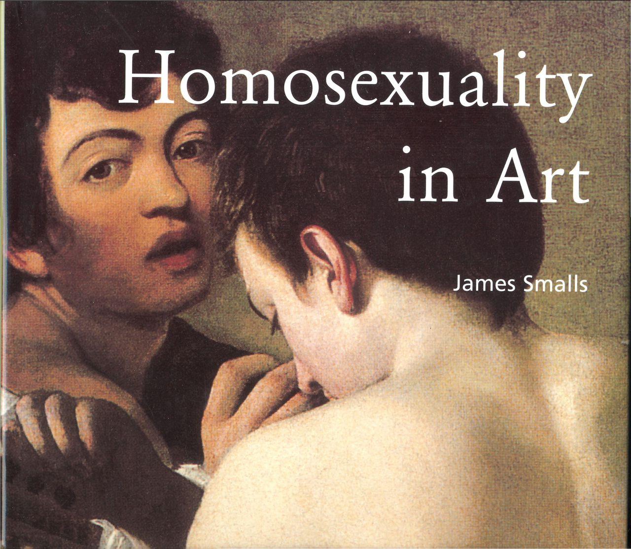 James Smalls: Homosexuality in Art. Gebonden, Parkstone Press 2003, 276 blz., van €39,95 voor €20,– bij Het Martyrium in Amsterdam (020-673.2092; www.hetmartyrium.nl)