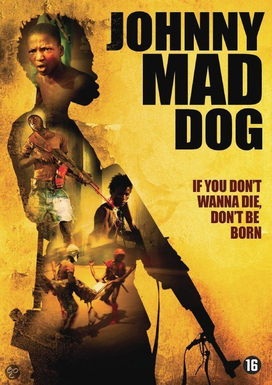 dvd hoes Johnny Mad Dog