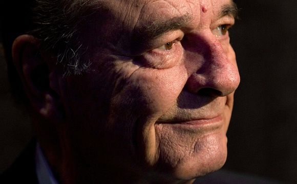 Caption: Former French President Jacques Chirac is seen during the awards ceremony for the Prix de la Fondation Chirac at the Musee du Quai Branly in Paris in this November 24, 2011 file picture. A judge declared Chirac guilty on December 15, 2011 in a political graft trial that made history by producing the first conviction of a head of state since Nazi collaborator Marshall Philippe Petain in 1945. In the absence of the 79-year-old who ruled from 1995 until 2007, a judge declared Chirac guilty of misuse of public funds. REUTERS/Charles Platiau/Files (FRANCE - Tags: POLITICS CRIME LAW HEADSHOT)
