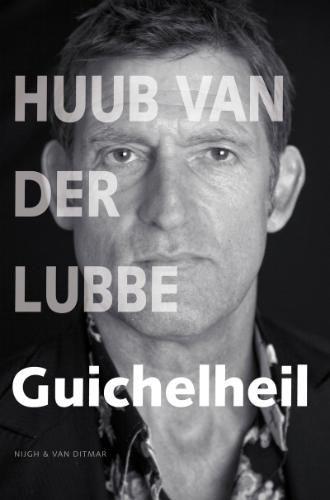 Cover van het boek Guichelheil : Gedichten en liedteksten van Huub van der Lubbe