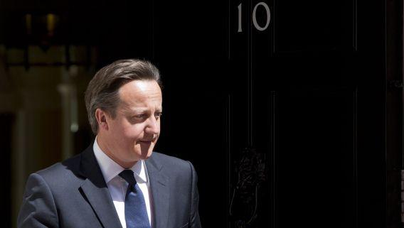 Cameron Afluisterpraktijken Britse Geheime Dienst Legaal Nrc