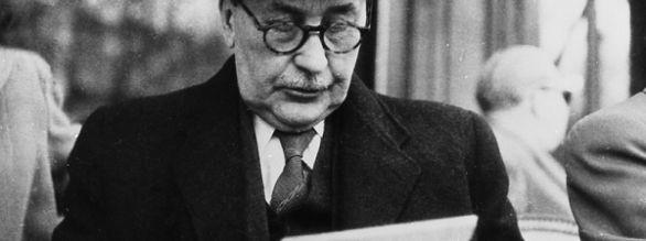 Willem Elsschot, ongedateerde foto (FOTO: archief NRC)
