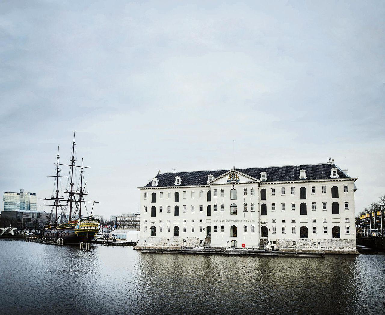 Het Scheepvaartmuseum dreigt subsidie kwijt te raken wegens bestuurlijke problemen.