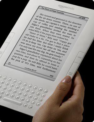 * * * * gagdet Kindle eBook reader