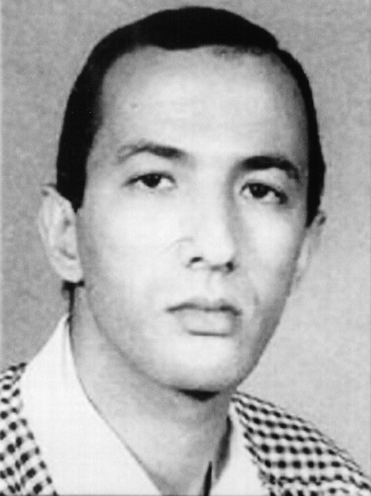 395630 08: Saif Al-Adel, a suspected terrorist wanted in connection with the 1998 bombings of the United States Embassies Tanzania and Kenya, is shown in a photo released by the FBI October 10, 2001 in Washington, DC. President George W. Bush attended an event to announce the FBI's most wanted terrorists, during a visit to the Bureau. (Photo Courtesy of FBI/Getty Images)