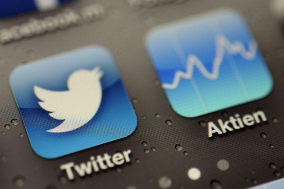 Twitter gaat vandaag naar de beurs onder de naam TWTR.
