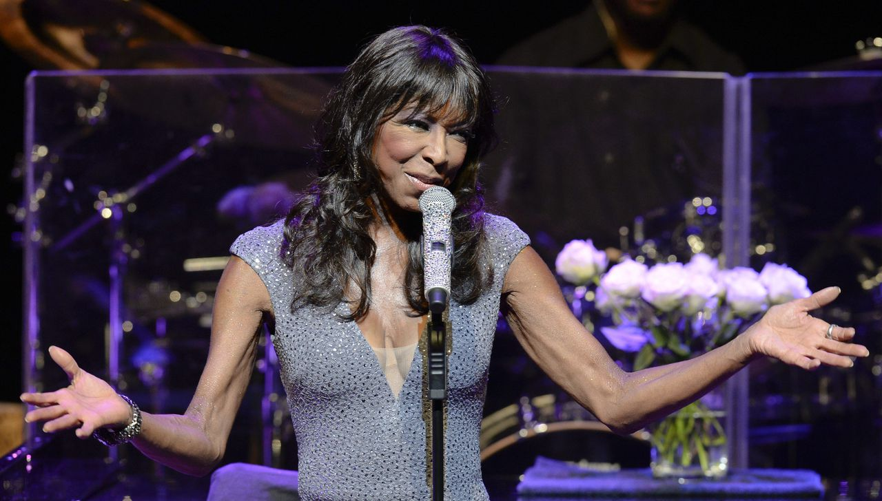 Natalie Cole in 2014.