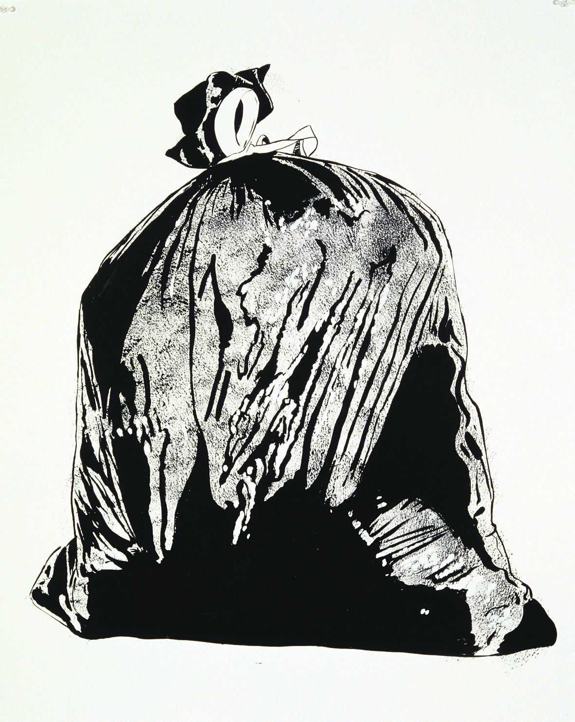 Garbage Bag V 1989 Mike Kelley