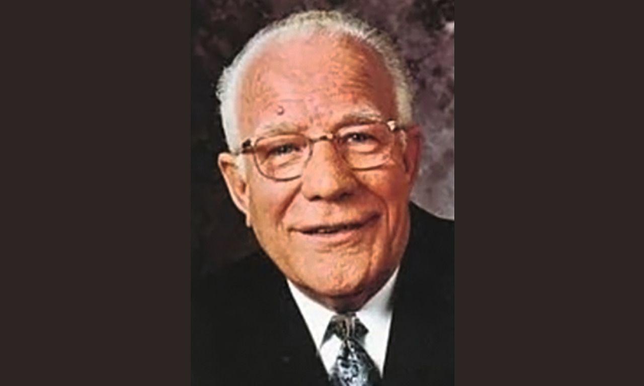Lambertus Slok, de leider van het Apostolisch Genootschap